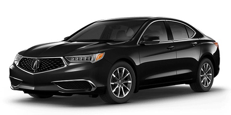 1st Gen Acura TLX Front Image