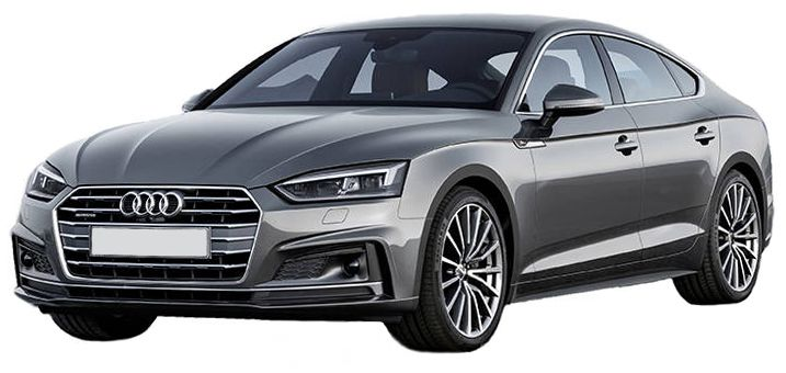 Audi A5 (2017 to Onwards) Front Image