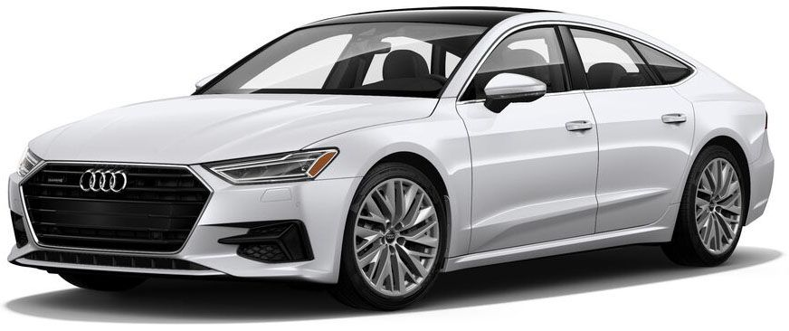 Audi A7 (2019 to Onwards) Front Image