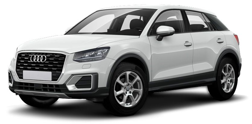 Audi Q2 (2016 to Onwards) Front Image