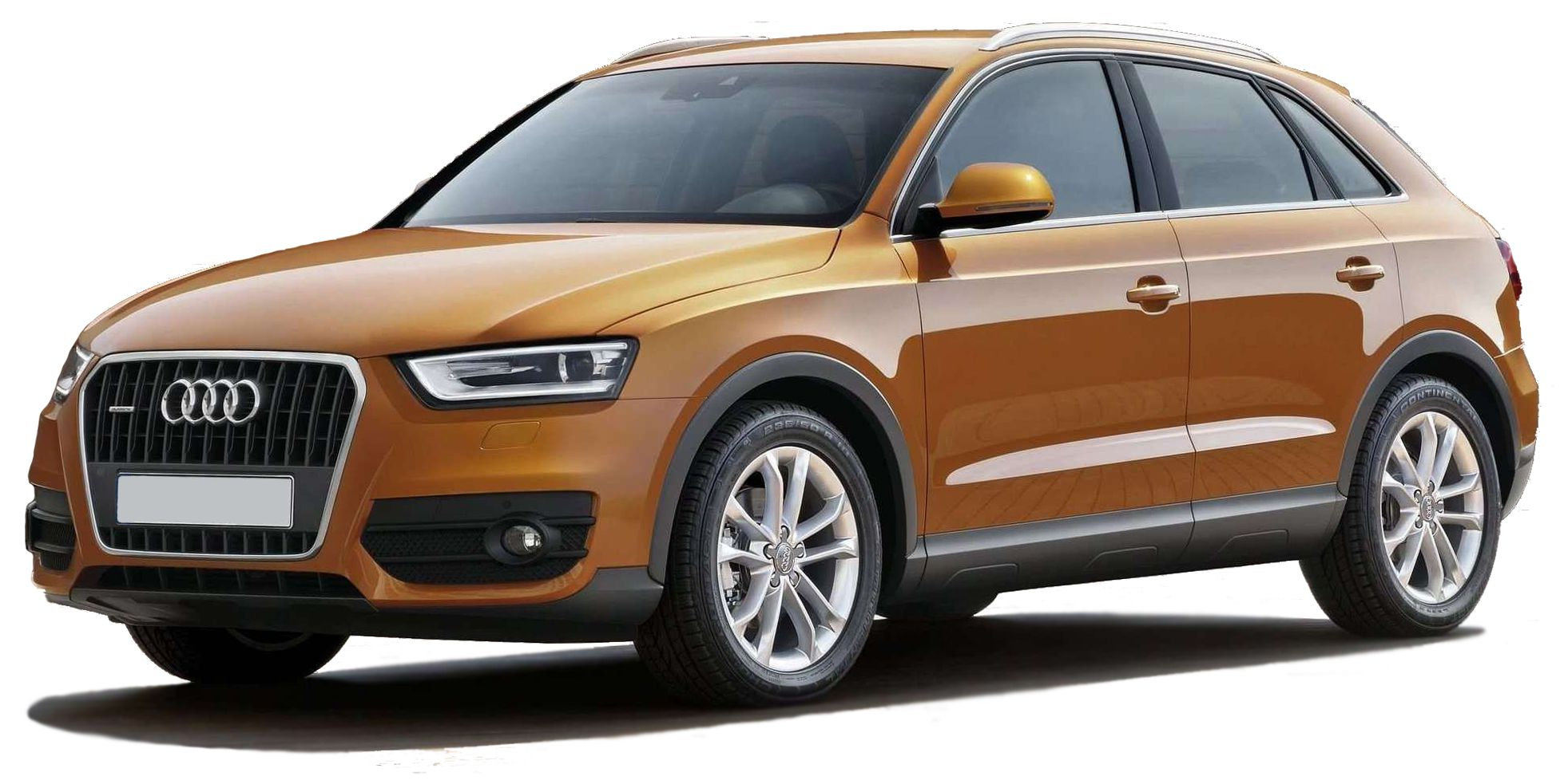 Audi Q3 (2012 to Onwards) Front Image