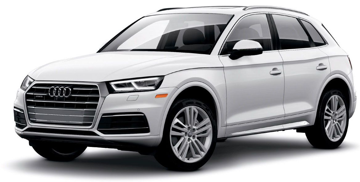 Audi Q5 (2017 to Onwards) Front Image