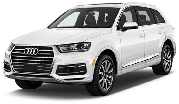 Audi Q7 (2016 to Onwards) Front Image