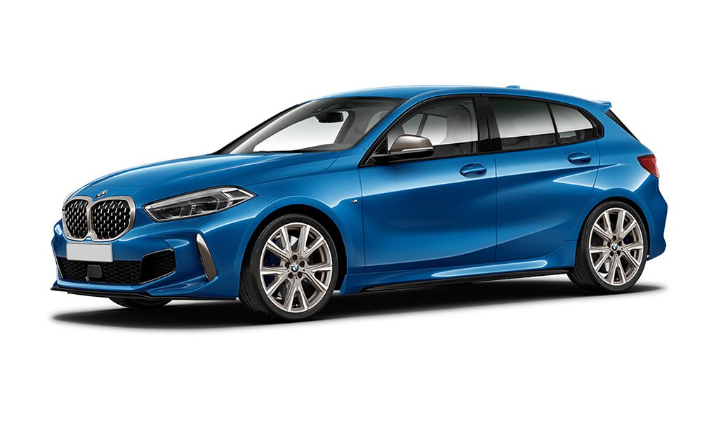 3rd Gen BMW 1 Series Front Image