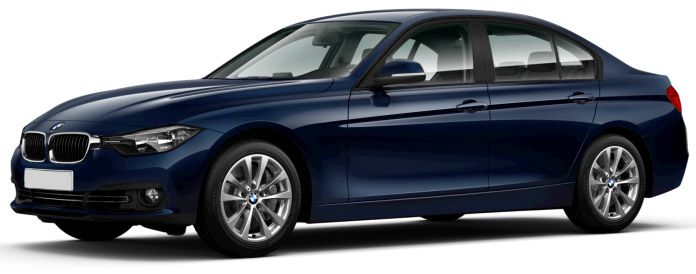 6th Gen BMW 3 Series Front Image