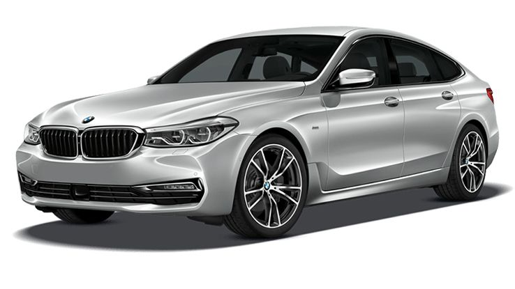 4th Gen BMW 6 Series Front Image