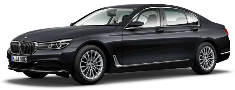 BMW 7 Series (2017 to Onwards) Front Image