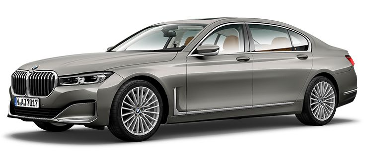 7th Gen BMW 7 Series Front Image