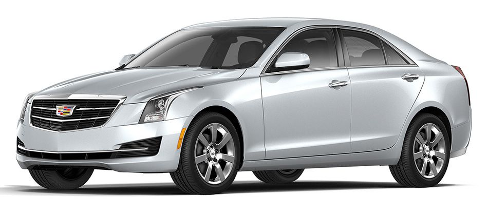 1st Gen Cadillac ATS Front Image