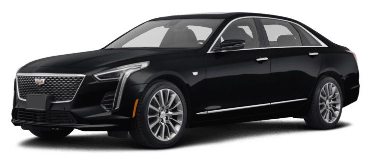 1st Gen Cadillac CT6 Front Image
