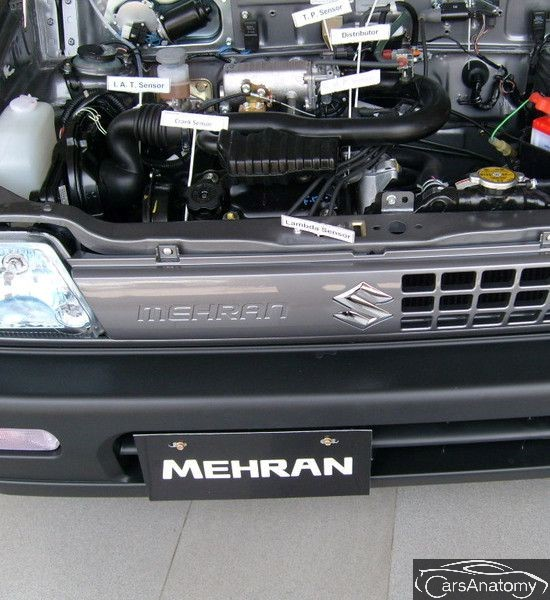 Suzuki Mehran 2012 to Onwards