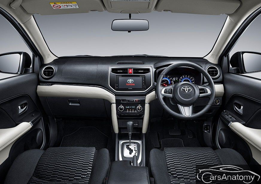 Toyota Rush G Automatic 2018 to Onwards