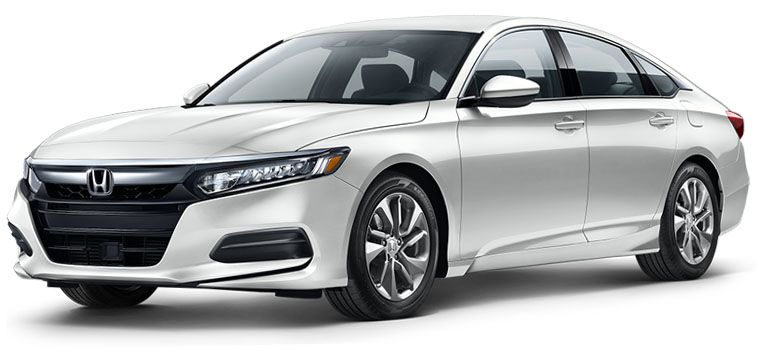 10th Gen Honda Accord Front Image