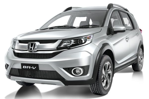 Honda BR-V (2017 to Onwards) Front Image