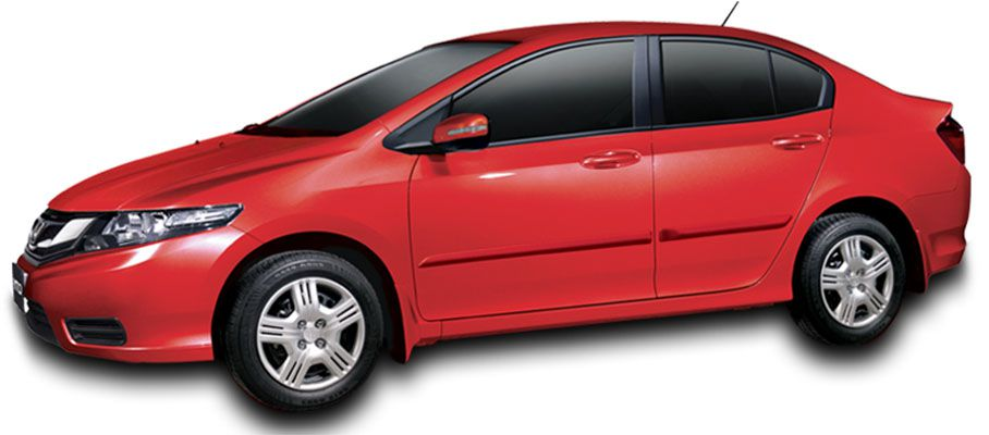 5th Gen Honda City Front Image