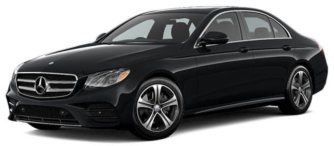 Mercedes Benz E Class (2017 to Onwards) Front Image