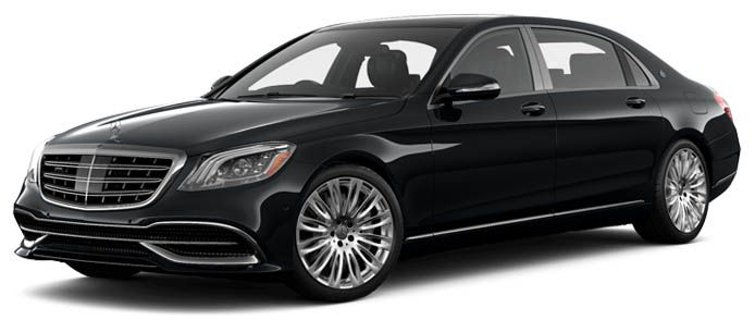 Mercedes Benz S Class (2013 to Onwards) Front Image