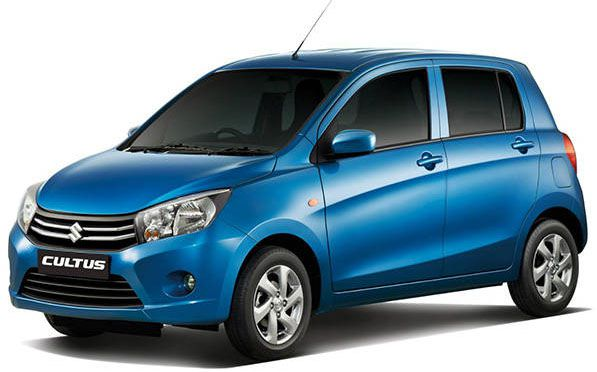Suzuki Cultus (2017 to Onwards) Front Image