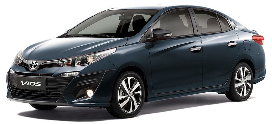 3rd Gen Toyota Yaris Front Image